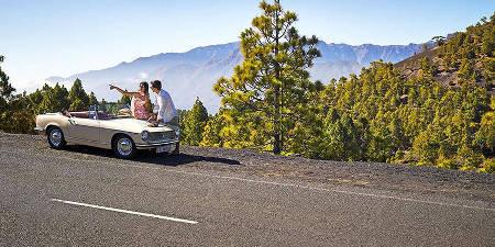 Rutas en coche en  La Gomera